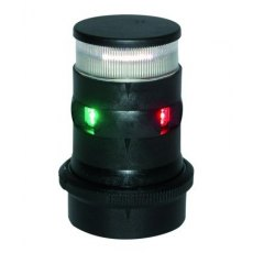 Aquasignal Series 34 - LED Tricolour + Anchor Navigation Light