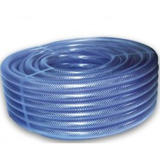 Clear Reinforced PVC Hose 12mm (1/2')