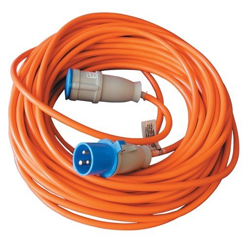 Waveline 25mtr Marina Shore Power Mains Extension Lead